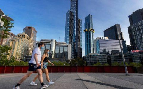 The world's longest lockdown will ease in Melbourne, Australia.  coronavirus
