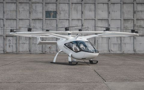 Volocopter will test Embraer's competitive flying cars in Japan;  see when