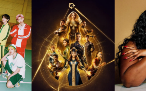 """BTS and Lizzo are on the soundtrack to """"Eternos"""" by Marvel, website says"""