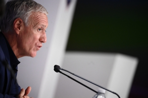 Champion as a player and coach, Deschamps fears for an ordinary World Cup