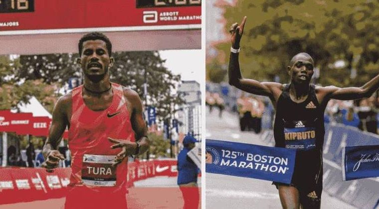 Chicago and Boston Marathons Bring More Than 55,000 Runners Together