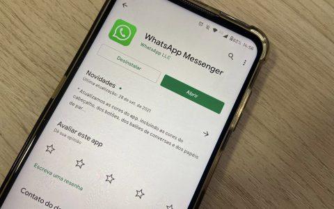 onde fica a lixeira do WhatsApp