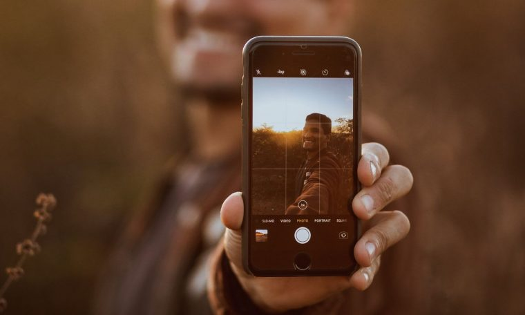 How to Record Stories with Blur Background on iPhone