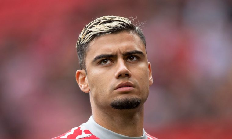 Manchester United player Andreas Pereira could face a quarantine sentence in Brazil
