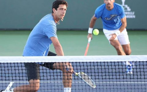 Melo and Dodig play doubles semi-finals at Indian Wells