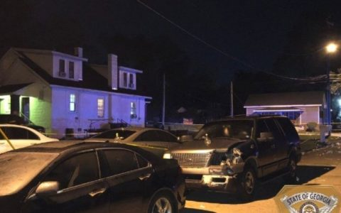 One killed, seven injured in shooting near American University