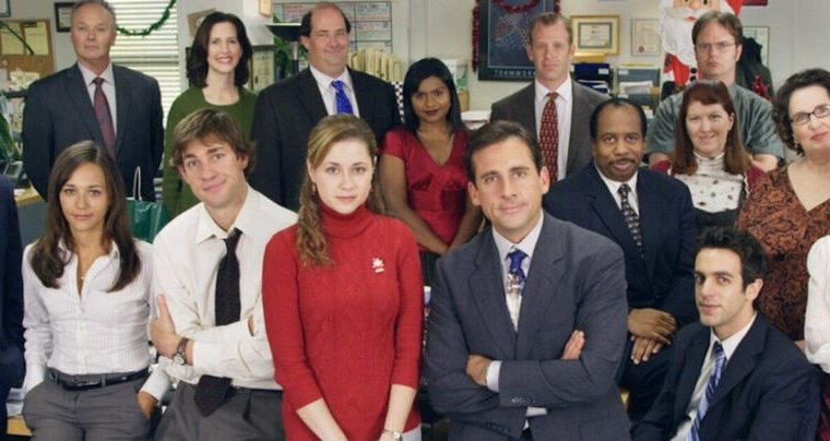"""Portuguese Netflix will have an American version of """"The Office"""" in October.  Television"""