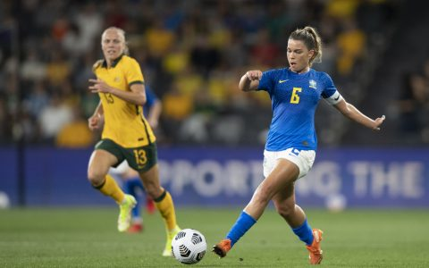 Preparatory game: Brazil beat Australia in Sydney