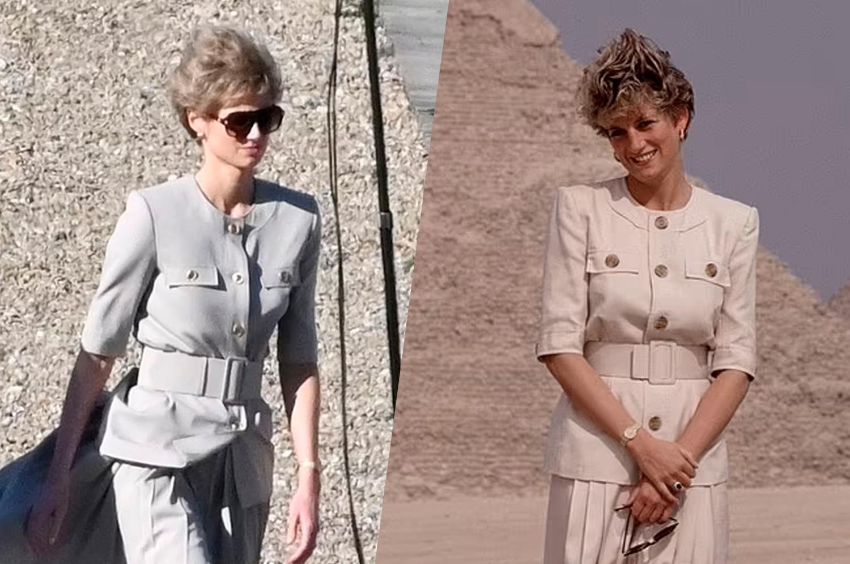 Elizabeth Debicki Princessa Diana the Crown