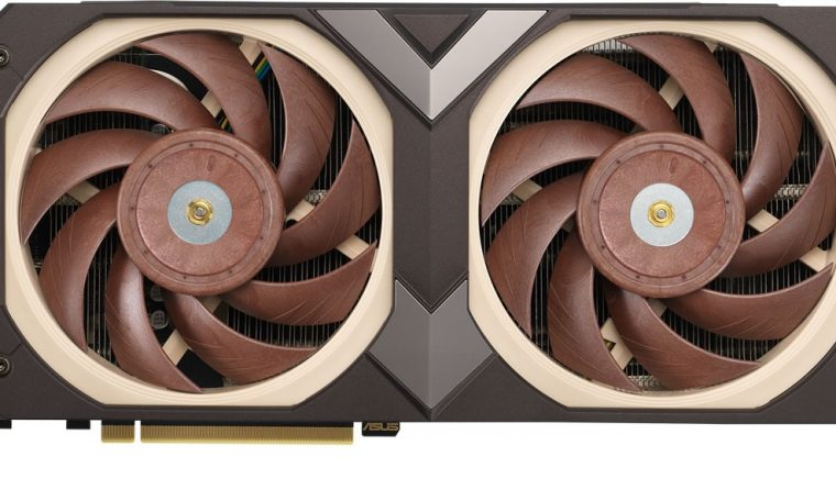 The Giant ASUS RTX 3070 Noctua Is Coming!  With or without OC, but always with four occupied slots