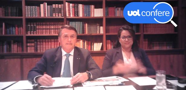 To justify crisis, Bolsonaro distorts isolation utility