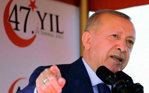 Turkey expels ambassadors of 10 countries