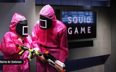 UK schools tell parents not to let their children watch the squid game series