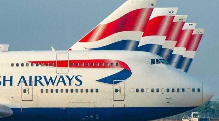 Boeing 747-400 da British Airways. Foto: Panda Beting