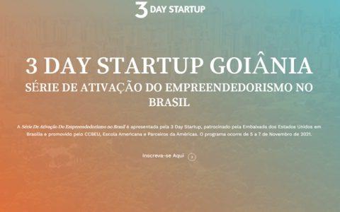 Ação da Embaixada dos EUA no Brasil estimula empreendedorismo em Goiânia