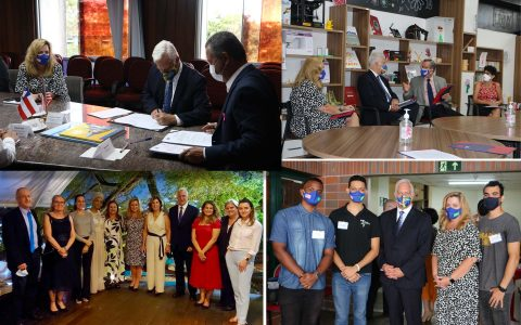 US and State of Bahia sign MoU to strengthen bilateral cooperation