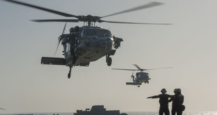 US approves sale of 12 naval combat helicopters to Australia for about $1 billion