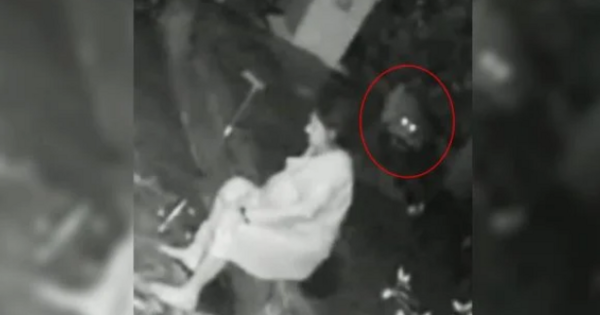 Video: Leopard attack on woman and rescued with cane